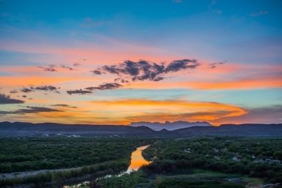 Rio Grande River - Big Bend National Park