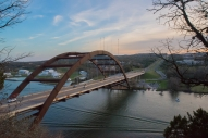 360 Bridge - Austin, Texas