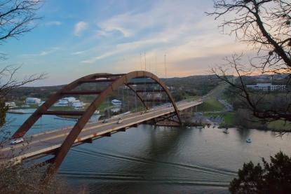 360 Bridge - Austin, Texas